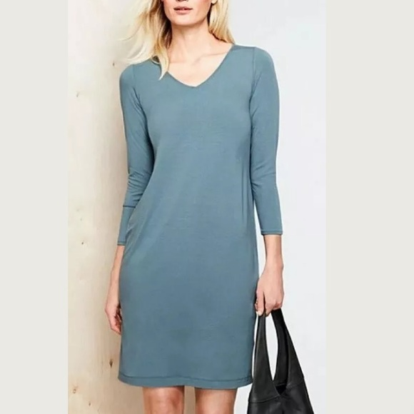 Eileen Fisher Dresses & Skirts - Eileen Fisher knit sheath dress